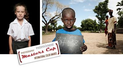 DARIUS RAMAZANI : Nominee for International Color Awards 2011