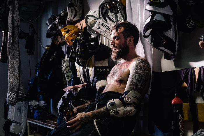 HAUSER FOTOGRAFEN: MARTIN BÜHLER +++ Personal Work +++ ice hockey