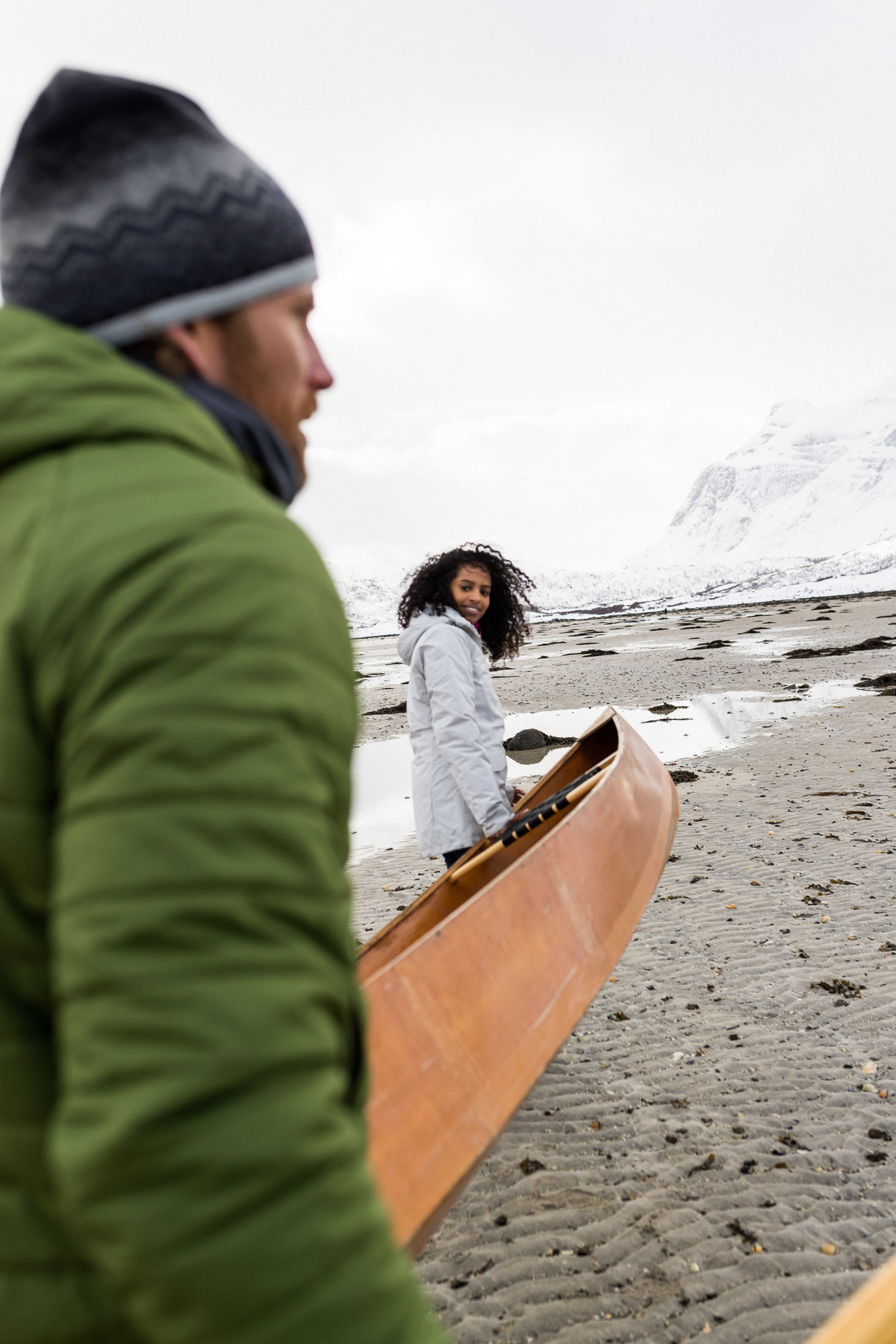 NATURAL BORN EXPLORERS : CAMPAIGN SHOOTING // JACK WOLFSKIN AW18