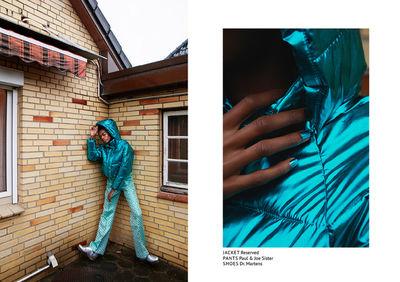 BIGOUDI Evelyn Innerhofer für OE Magazine