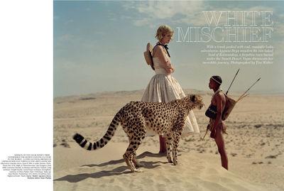 10-4 AFRICA for VOGUE UK