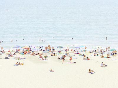 Beach by Tom NAGY c/o MARLENE OHLSSON PHOTOGRAPHERS