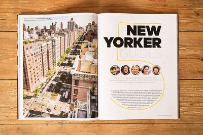 New York – Geo Saison