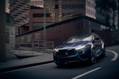 JEFF LUDES Personal Project: Maserati Levante