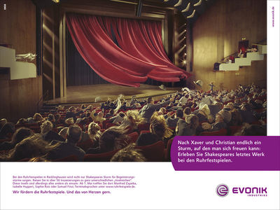 MARKUS MUELLER for Evonik