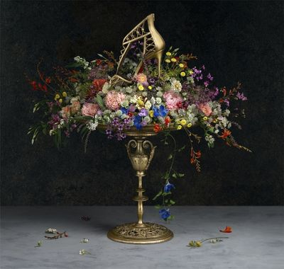 Peter Lippmann for Christian Laboutin