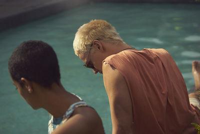 "Ruben Riermeier, ""Poolish"", personal work"