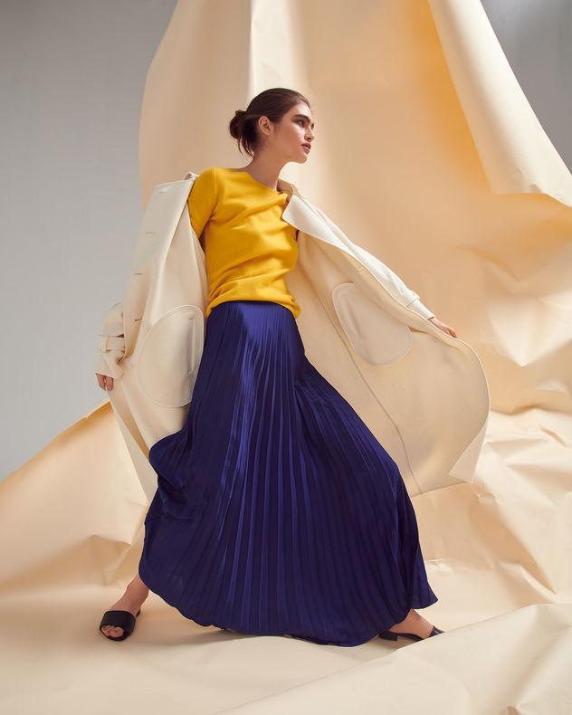 ANDREAS ORTNER: Model Nasty Zakharova for ELLE Germany