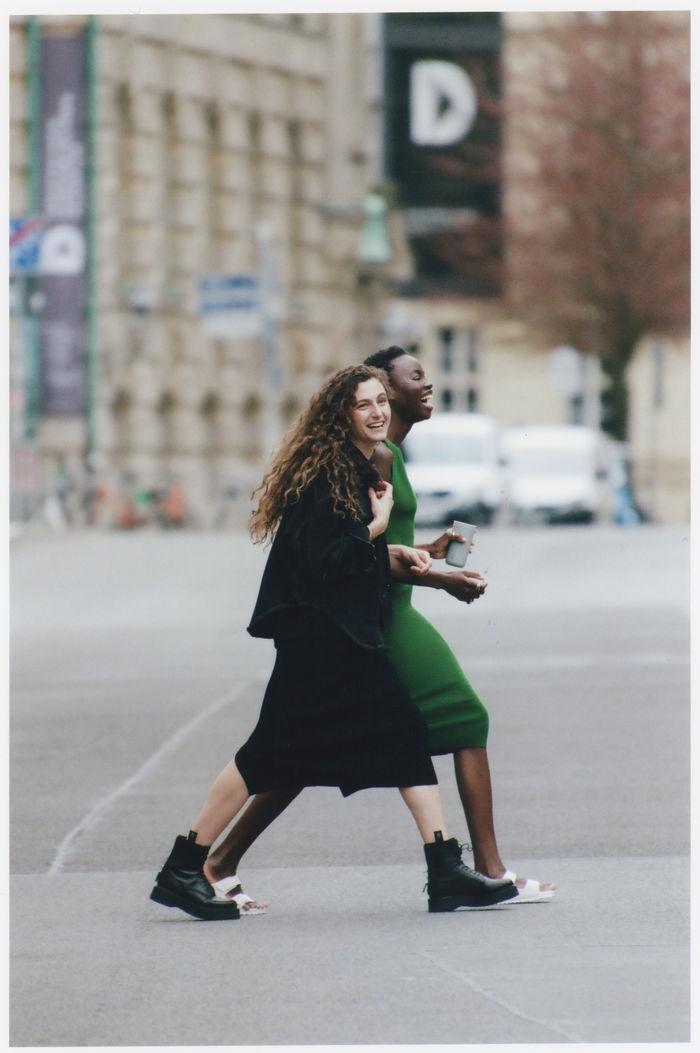 Michele Di Dio ℅ FREDA+WOOLF für Galvan London