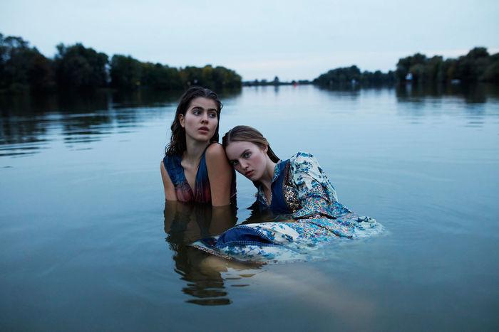 Lena Burmann, Last Days of Summer, Peppermynta - the Eco Magazine