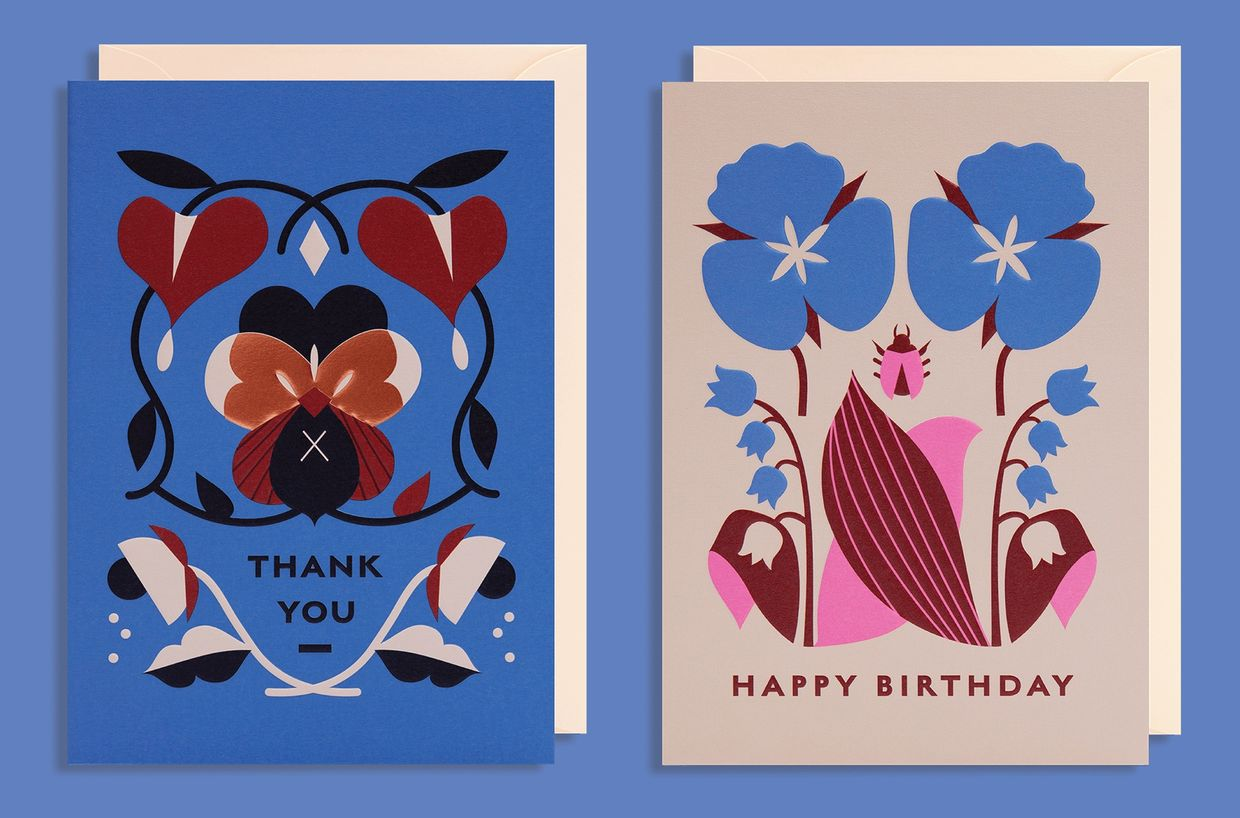 Darling Clementine c/o AGENT MOLLY & CO for LAGOM STATIONARY