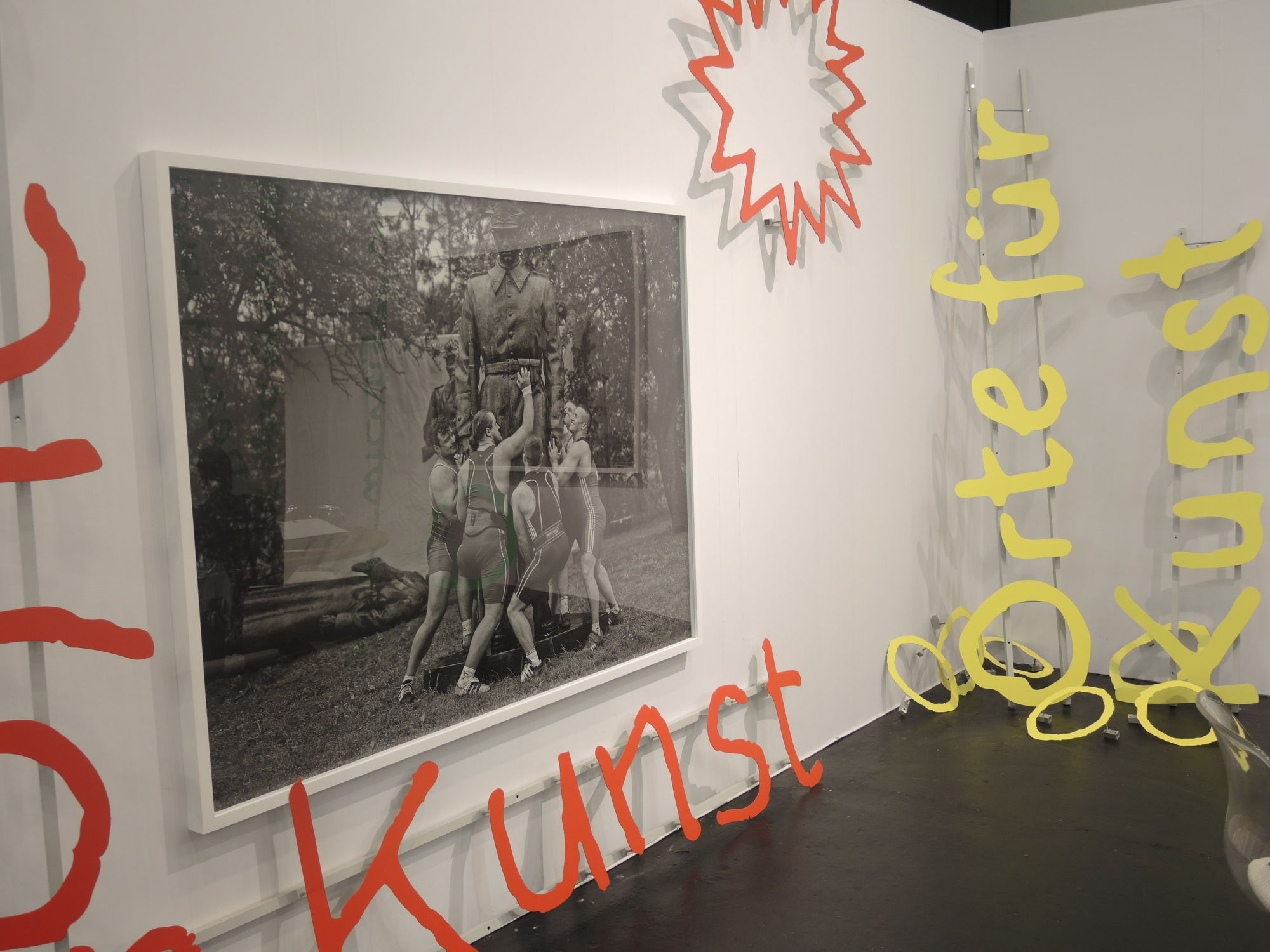 ART COLOGNE 2014 : Galerie Grieder Contemporary, Zurich