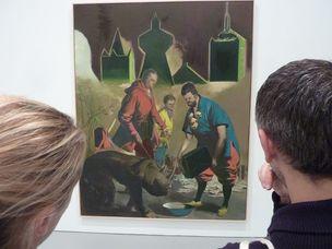 GALLERY DAVID ZWIRNER : Neo Rauch 'Heilstätten'