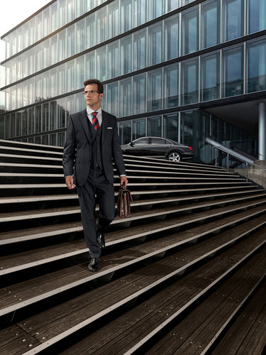 ANKE LUCKMANN for RODENSTOCK GMBH / DAIMLER AG