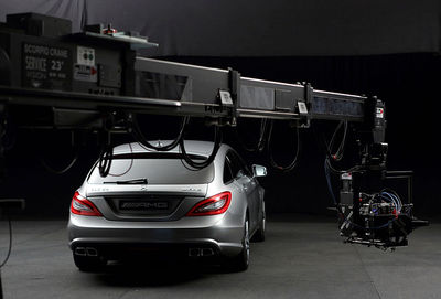 Sony F65 - Mercedes-Benz CLS 63 AMG Shooting Brake
