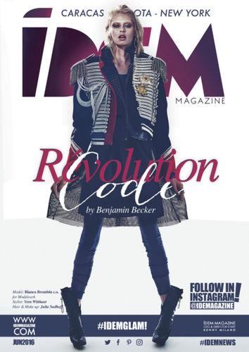 I DEM Magazine / code revolutionn