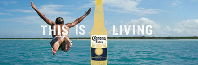 CORONA This Is Living by WIEDEN & KENNEDY