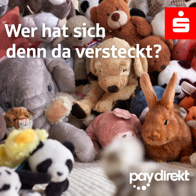 Lena Burmann für pay direkt, Sparkassen-Finanzportal