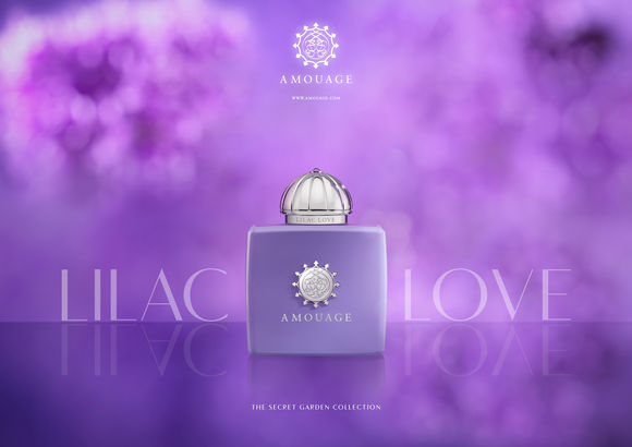 Amouage Perfume shoot by John Bennett