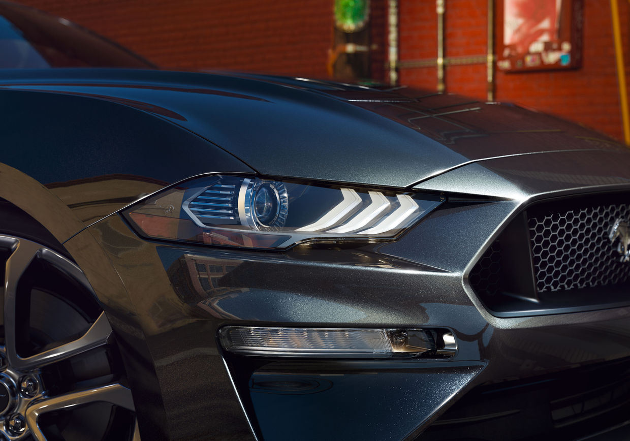 RECOM CGI : FORD MUSTAND Campaign
