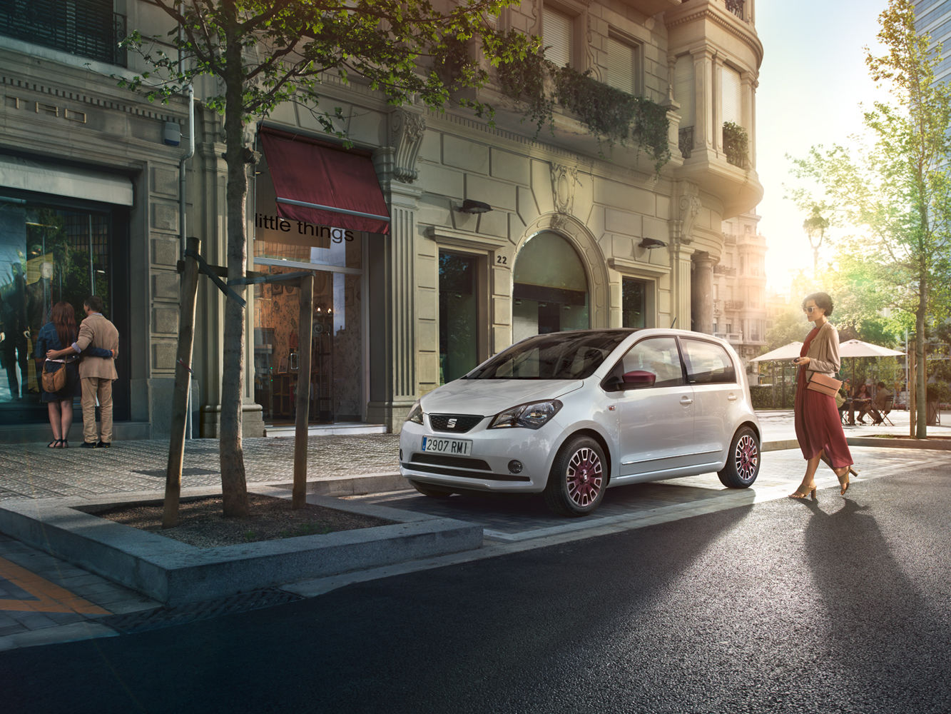 ANKE LUCKMANN for SEAT MII