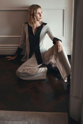 Marique Schimmel for BCBGMAXAZRIA fall 2016 collection by HUNTER & GATTI