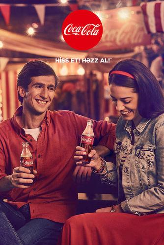 Cem Guenes for Coca Cola