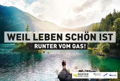 UPFRONT: Jan Eric Euler for BMVI // Runter vom Gas!