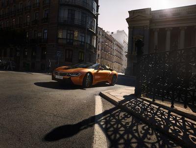 RECOM CGI : BMW i8 Coupé + Roadster - Campaign