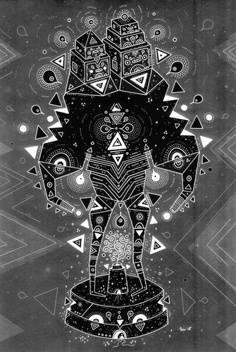 GoSeeAWARDS15 - ILLUSTRATION BRONZE WINNER COSMIC NUGGETS