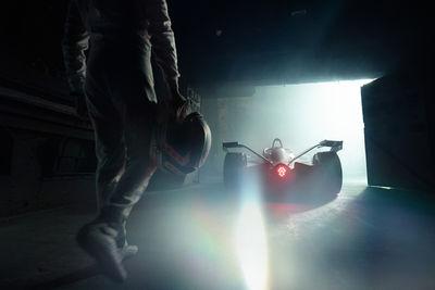 UPFRONT PHOTO & FILM GMBH: Frederic Schlosser for Mercedes-EQ