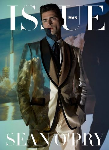 Issue Man Motion Editorial with Sean O'Pry by BEN LAMBERTY c/o KLAUS STIEGEMEYER