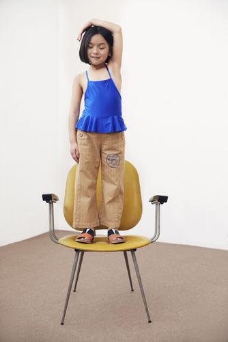 Anouk Nitsche c/o Freda+Woolf for La Petite Magazine