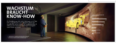 CLAUDIA BITZER : Oscar van de BEEK for K+S