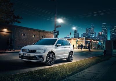 RECOM CGI : VW Tiguan