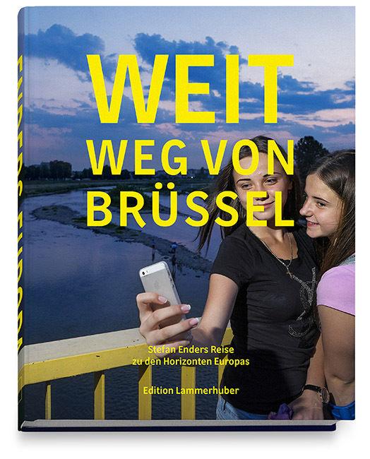 """EDITION LAMMERHUBER presents Stefan Enders """"Weit weg von Brüssel"""""""
