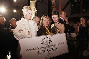 DUTCH FASHION AWARDS 2010