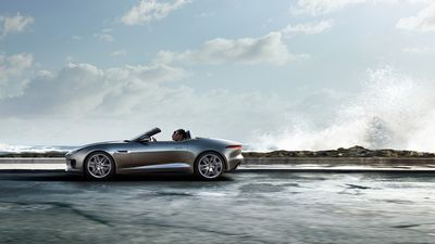 MARC TRAUTMANN : Jaguar F-Type Convertible
