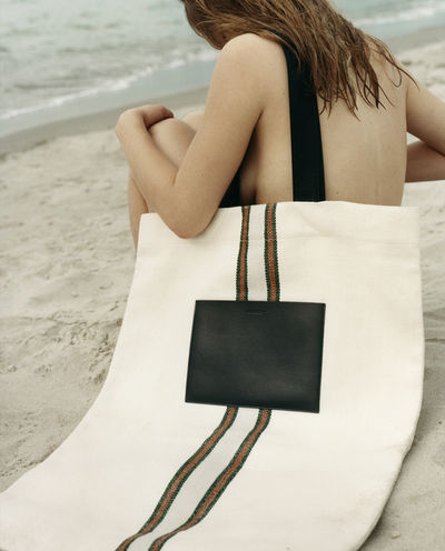 PRODUCTION BERLIN / Jil Sander: Beach Capsule Collection