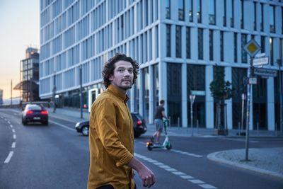 Matthias Wehofsky fotografierte für den finnischen Energieversorger Fortum