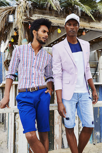 BAKER KENT for Truworths & photographer Rudi Geyser in Cape Town