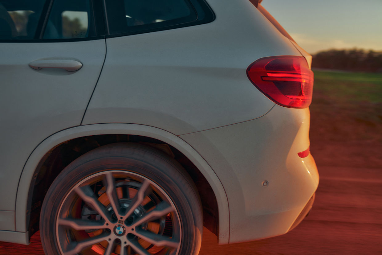 ANATOL GOTTFRIED: BMW X3 M Performance in South Africa