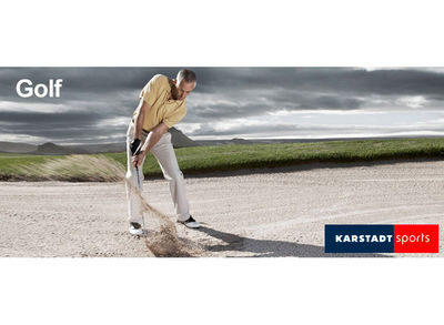 STEFAN SCHUETZ for KARSTADT SPORTS