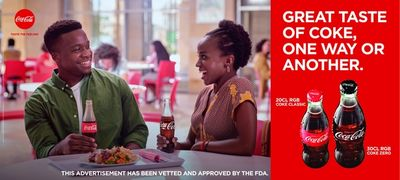 EPISODE MEDIA PRODUCTIONS for Coca-Cola (West Africa)
