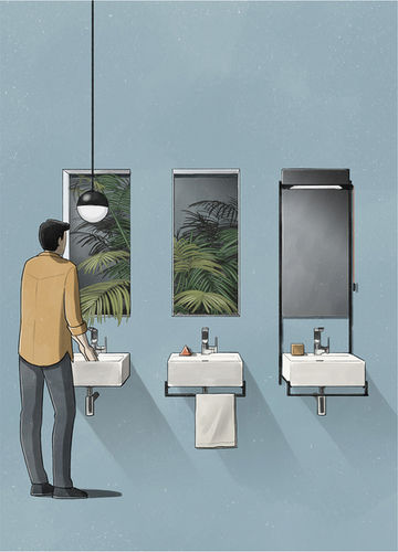 DANAE DIAZ // VITRA BATHROOMS