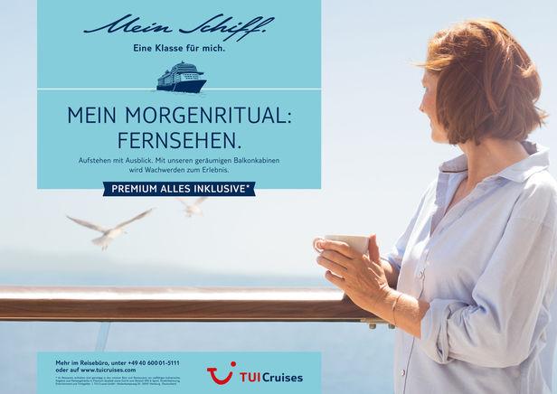 EMEIS DEUBEL, CECIL ARP, TUI Cruises
