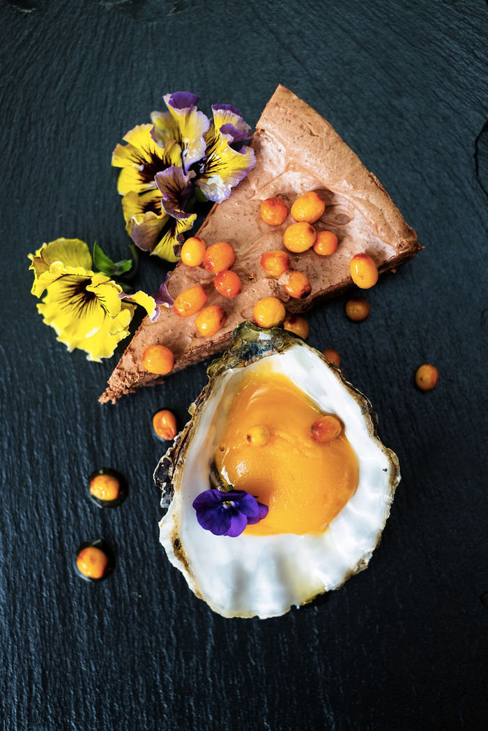 "UPFRONT: Sven Sindt ""The Oyster King"" cookbook"