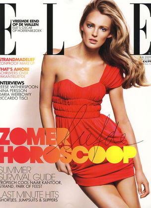 MUNICH MODELS : YMRE Stiekema for ELLE