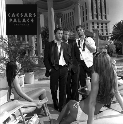 GLAMPR for CESARS PALACE