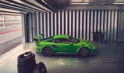 IGOR PANITZ PHOTOGRAPHY: Porsche 991 GT3 RS